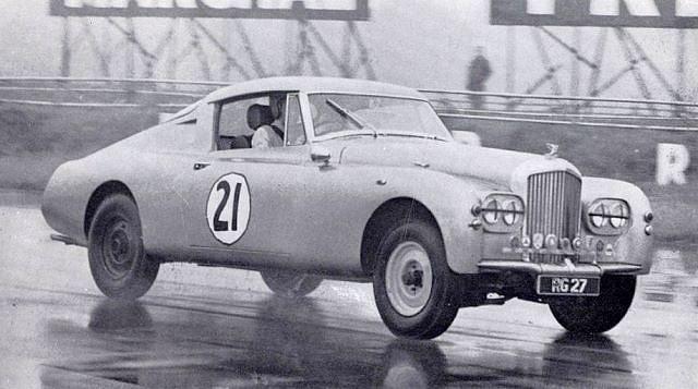 1954 Bentley R Type Gooda Special Coupe 2