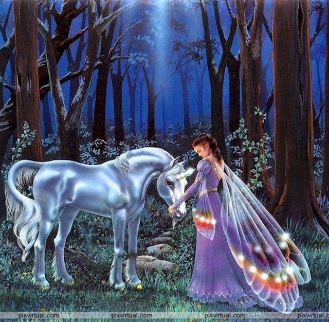 hadita y unicornio