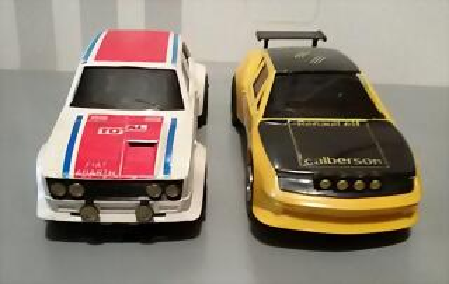SCX F Fiat 132 & Alpine 310 (3)