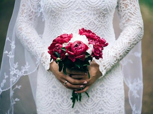 20 Ideas de Ramos Novia y Bouquets para tu boda Romántica (7)