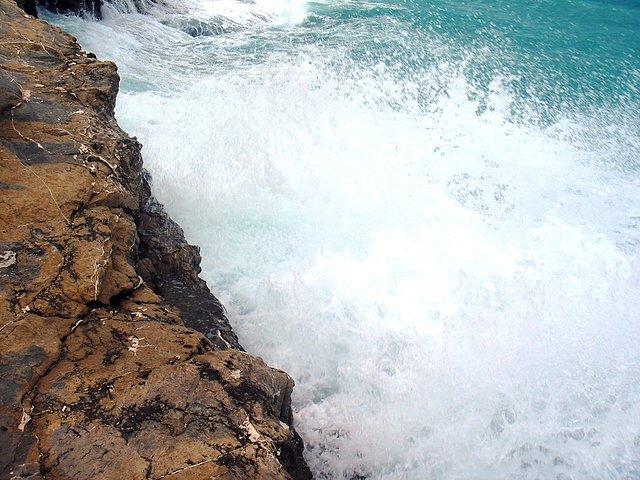 Entre playas La Caleta y Charco