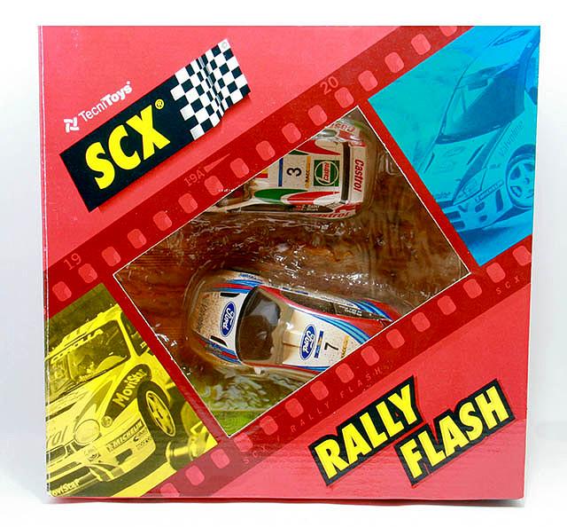 Pack Flash Rallye 640