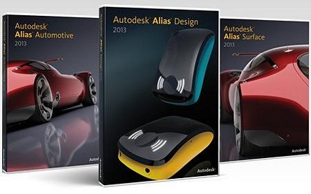 Autodesk Alias Design v2013 Mac ISO