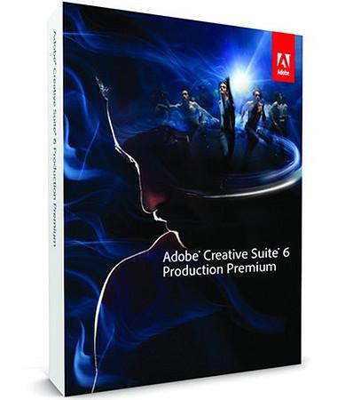 Adobe Creative Suite 6 Production Premium LS7 Multilanguage MacOSX