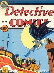 detective comics 43