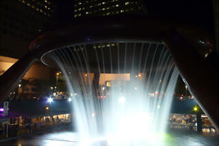 Fountain of Wealth, Singapur
