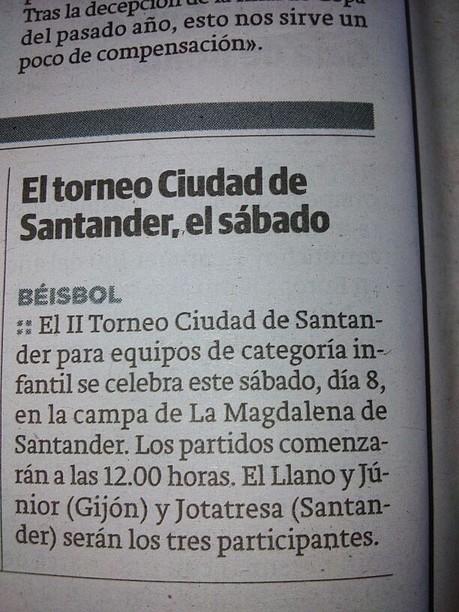 2013.06.06 II Torneo Ciudad de Santander