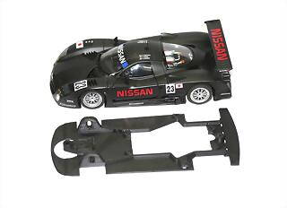 SP600014 chassis+body Nissan 390 GT1
