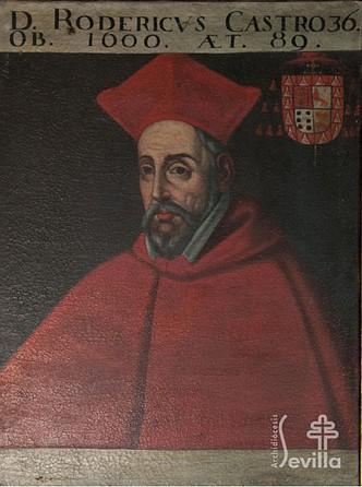 Castro Osorio, Rodrigo de