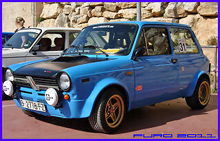 Autobianchi A112 Abarth - FUROA112 1C4DB004591C4DAD1E0F294DAD18CD