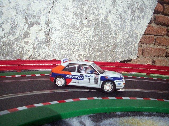 Lancia Delta Integrale scx