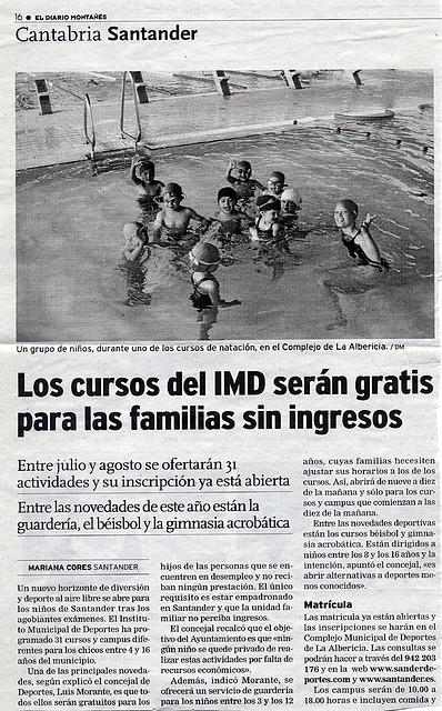 2009.06.05a Actividades verano IMD 2009