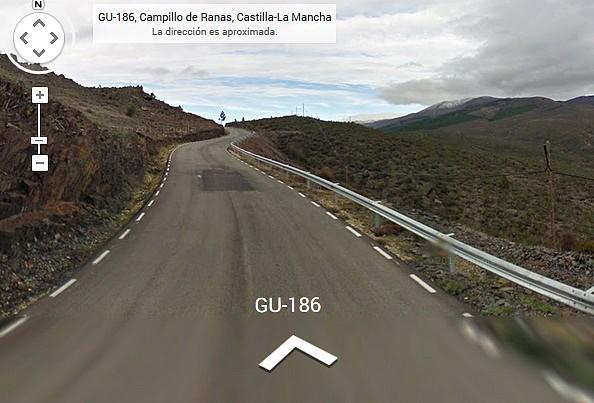 156,5- ;desvio a Campillejo