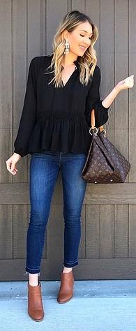 Moda joven Mujer Pantalones Vaqueros Nuevos