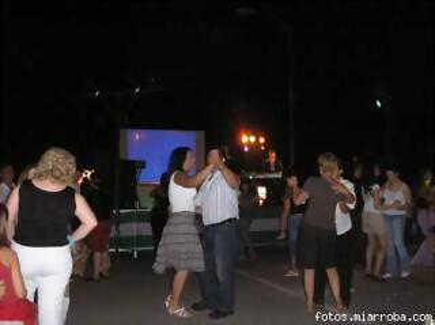 Bailando con el Dúo Almerisol