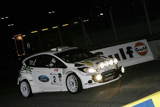 Ford Fiesta S2000 2010 Comunidad de Madrid Pons 00