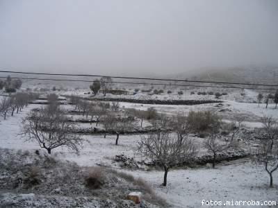 Campo nevado Gérgal enero 06