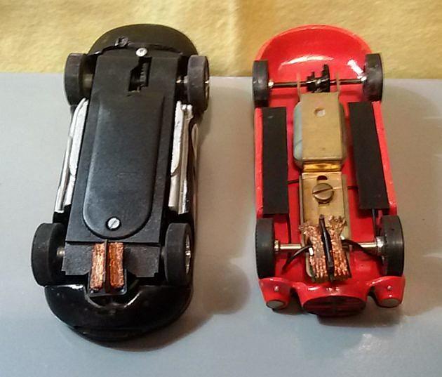 BUM Lancia D24 & Ferrari 750 Monza (5)