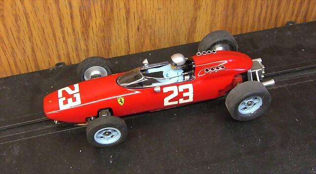 Ferrari 158 1