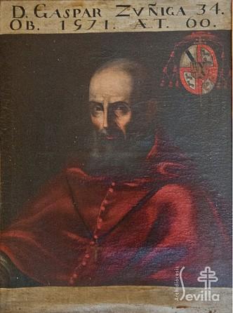 Z??iga y Avellaneda, Gaspar de