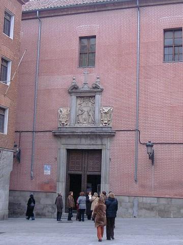 MADRID.CONVENTO DE LAS CARBONERAS