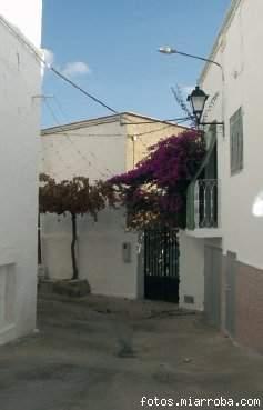 Callejón de La Parralera Gérgal