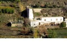Molino de Juan Parra Rambla de Gérgal