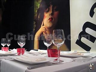 Restaurante, Madrid