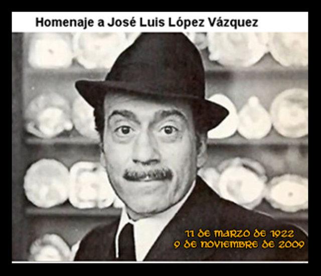 Homenaje a José Luis López Vázquez