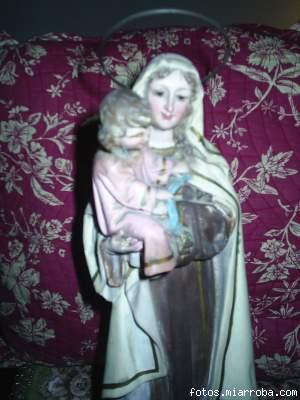 Virgen Carmen Gérgal familia Pérez Barón 2