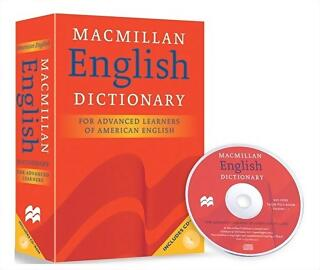 Macmillan English Dictionary Second Edition (for Advanced Learners 2.1)