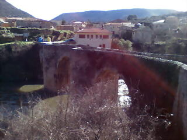 puente pesquera de ebro