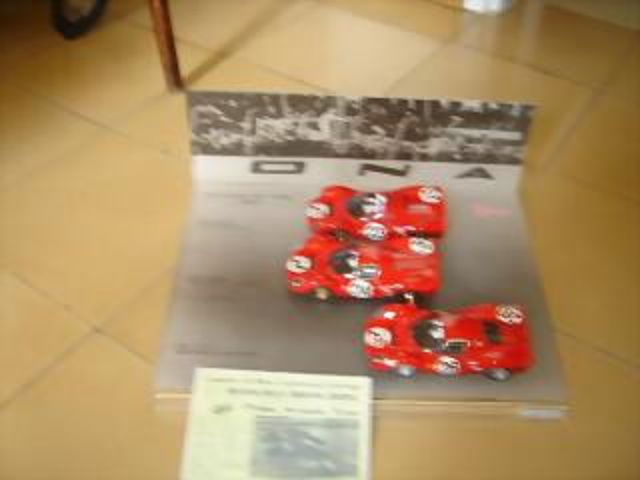 Ferraris racer