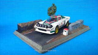 rally - Diorama Rally by AlotSlot. Ahora con making off 3354A11BF42C5419AC96295419ABA0