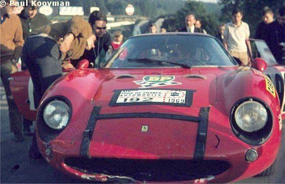 Ferrari 250 LM - Rouget-Depret - TdF '69 - 23