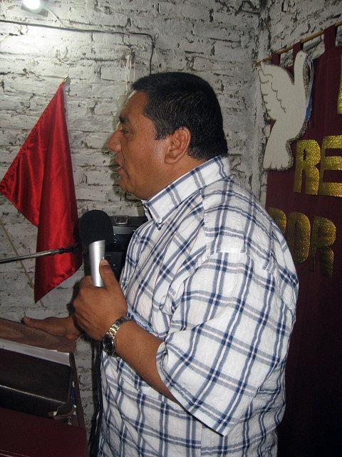 Pastor Mario Romero