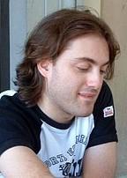 Eros Riccio nel 2004