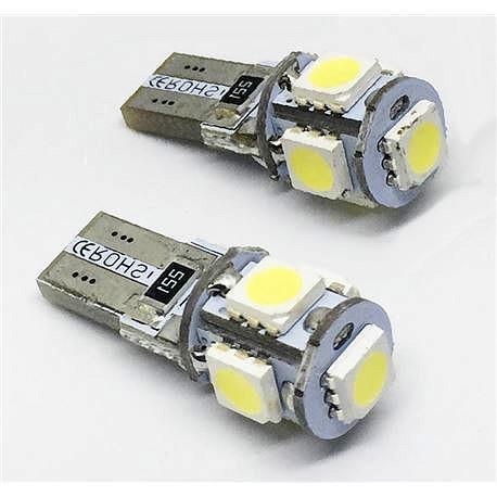 pareja-bombillas-led-t10-can-bus-5led-12v-3w