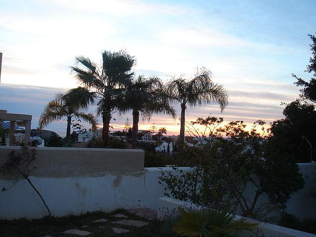 Amanecer. Montiboli, Villajoyosa