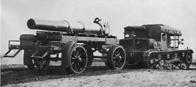 C7P tractor