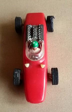 Lincoln F1 Porsche (5)
