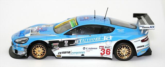 Copia de Aston Martin Scalextric England