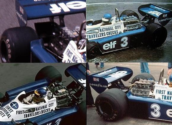 Tyrrell P34 zColage Radiadors-2