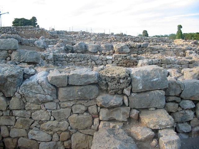ruinas de ampurias (gerona)