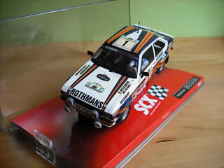 Ford Escort MKII Rothmans (1)