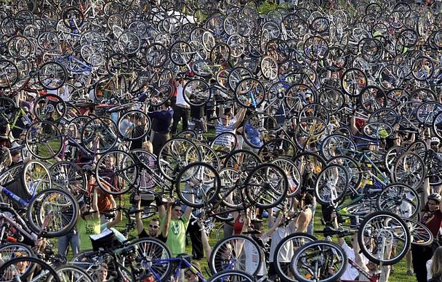 bicicleteada  Budapest