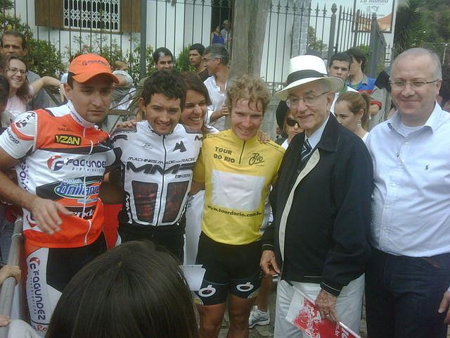 Vuelta do Rio de Janeiro Brasil  julio 2010