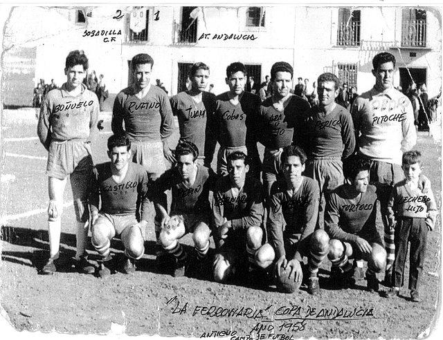 nuestros muchachos 1958