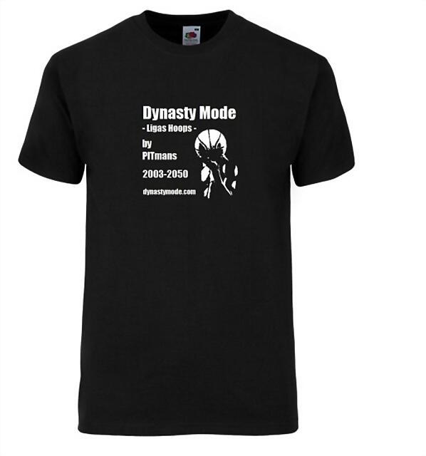 Camiseta DM