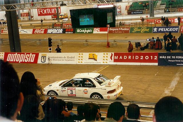 Subaru Imprezza WRC 2001 Motorshow Madrid Puras by Luis Palmero.BMP